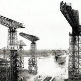 Queen Elizabeth 2 Launch on the Clyde at John Brown's  1967