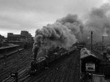The Flying Scotsman Steam Train Locomotive  1969