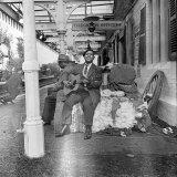 Brownie McGhee American Blues Singer