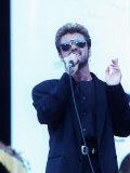 George Michael Singing at Nelson Mandela 70th Birthday Concert