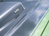 Close-up of a Vent on Muscle Car