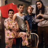 Ade Edmondson Rik Mayall Nigel Planer Christopher Ryan Who Star in the TV Programme the Young Ones