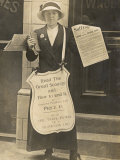 Selling the Suffragette and Advertising Christabel Pankhurst's Book