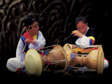 Women Playing Traditional Music