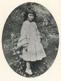 Alice Liddell Alice Liddell Aged About Ten