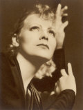 Greta Garbo (Real Name Greta Lovisa Gustafsson) Swedish Actress