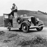Dorothea Lange in California