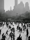 Iceskating in New York