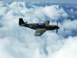 North American's P-51 Mustang Fighter is in Service with Britain's Royal Air Force  1942