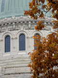 United States Naval Academy  Dome of Chapel on Campus  Annapolis  Maryland  USA