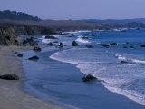 San Simeon Coast  California  USA