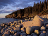 Otter Cliffs Fom Monument Cove  Maine  USA