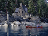 Lake Tahoe  Nevada  USA