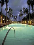 Delano Hotel  South Beach  Miami  Florida  USA