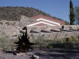 Taliesin West by Frank Lloyd Wright  Arizona  USA