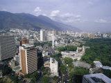 Caracas  Mount Avila  Venezuela