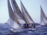 Racing Yachts Newport Rhode Island  USA