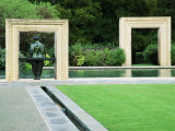 Woman's Garden  Dallas Arboretum  Dallas Texas  USA