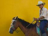 Man on Horseback  Honduras