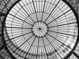 Glass Dome of the Stock Exchange Borse  Zurich  Switzerland