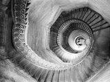 Traboule Staircase  Lyon  France