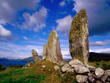 Standing Stones  Eightercua Stone Row  Waterville  Ireland