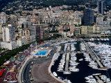 Overhead of Port Hercule  La Condamine and Monte Carlo  Monte Carlo  Monaco