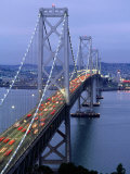 Oakland Bridge  San Francisco  USA