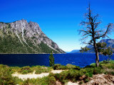 Lake Nahuel Huapi From Route 237  Neuquen  Bariloche  Argentina