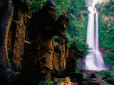 Air Terjun Gitgit Waterfall Near Lovina  Lovina  Indonesia