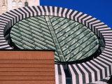Detail of Museum of Modern Art's Exterior  San Francisco  USA