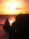 Cabo Rojo at Sunset  Puerto Rico
