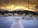 View of Flatts Village  Bermuda  Caribbean