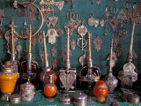Traditional Berber Jewelry and Goods  Morocco