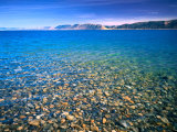 Clear Water of Bear Lake  Near Rendezvous Beach  Utah  USA