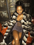 Rap Artist Foxy Brown