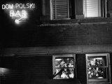 Dom Polski  East Side Community Center  from Photo Essay Regarding Polish American Community