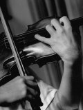 Violinist Yehudi Menuhin