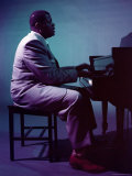 Jazz Pianist Oscar Peterson