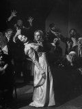 Scenes from the Dybbuk  a Production by the Habimah Players of Israel