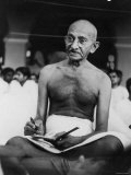 Hindu Nationalist Leader Mohandas Gandhi
