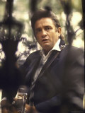 Country/Western Singer Johnny Cash