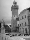 View of Unidentified Church in Arezzo  Italy