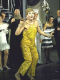 "Angela Lansbury Opens on Broadway in ""Mame"" to a Standing Ovation"