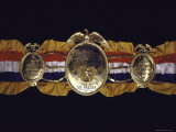 "Boxing Champ Joe Frazier's ""The Ping Magazine Award World Heavyweight Championship"" Medal"