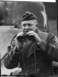 Gen Dwight Eisenhower  Commander in Chief of the Allied Invasion Forces