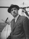 Aeronautical Engineer Igor Sikorsky  Inventor of Helicopter Capable of Sustained Flight