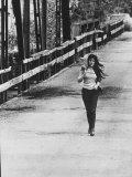 Song Writer Singer Bobbie Gentry Crossing Tallahatchie Bridge