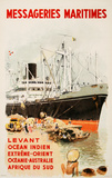 Mess Maritimes - Levant Fren