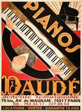 Pianos Daude - Reissue